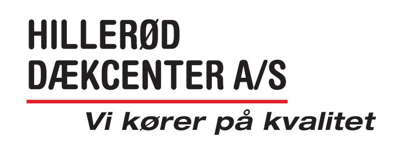 Hillerød Dækcenter - First Stop logo