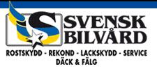 Svensk Bilvård i Uppsala logo