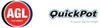 QuickPot A/S - Brønshøj logo