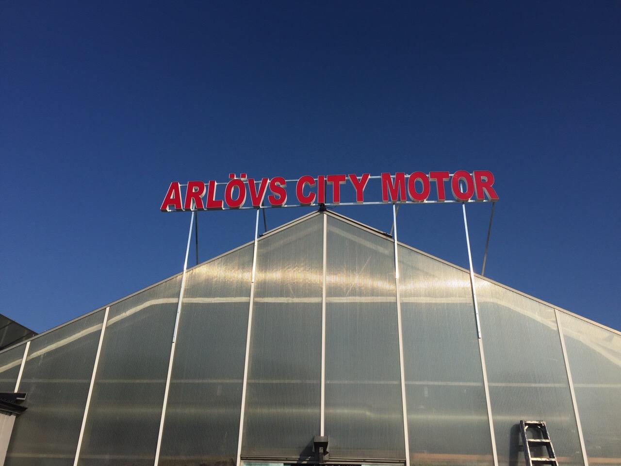Arlöv City Motor Klinik logo