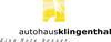 Autohaus Klingenthal logo