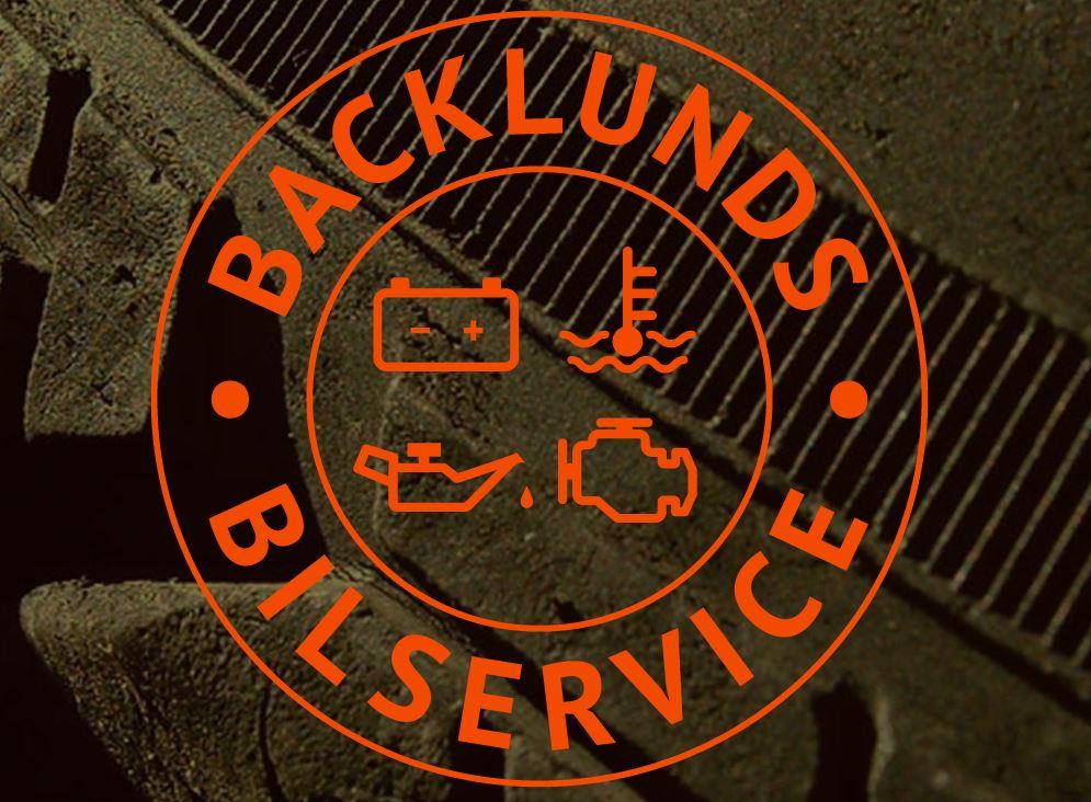 Rikard  Backlund Bilservice - AD Bildelar logo