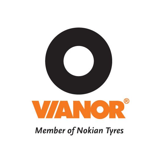 Vianor - Strängnäs logo