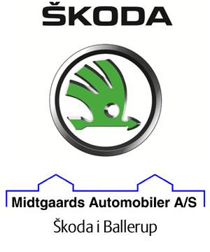 Midtgaard's Automobiler A/S logo
