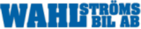 Wahlströms Bil AB logo
