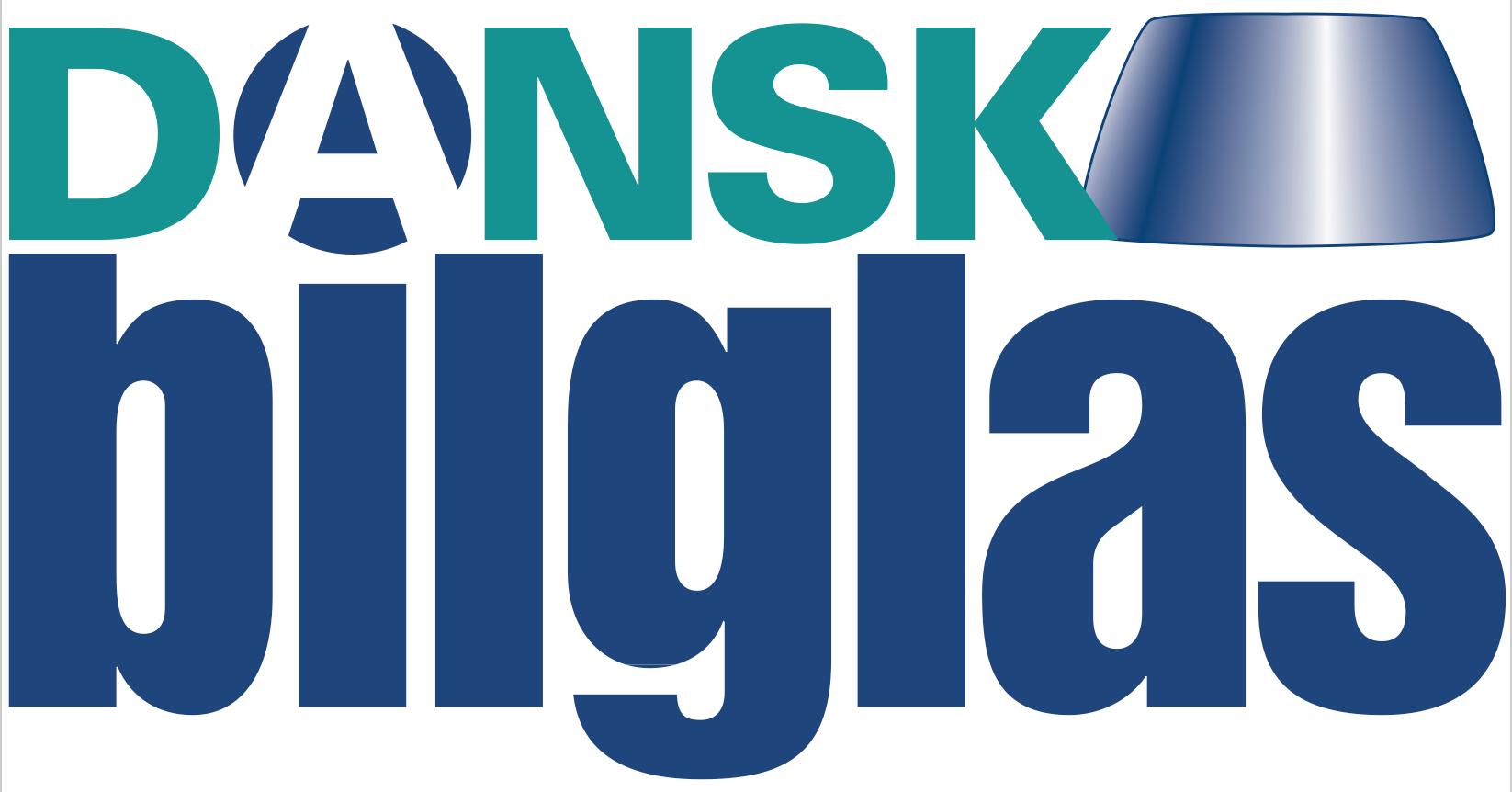 Dansk bilglas - Vanløse logo