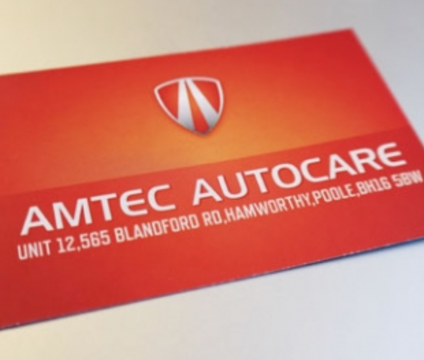 Amtec Autocare logo