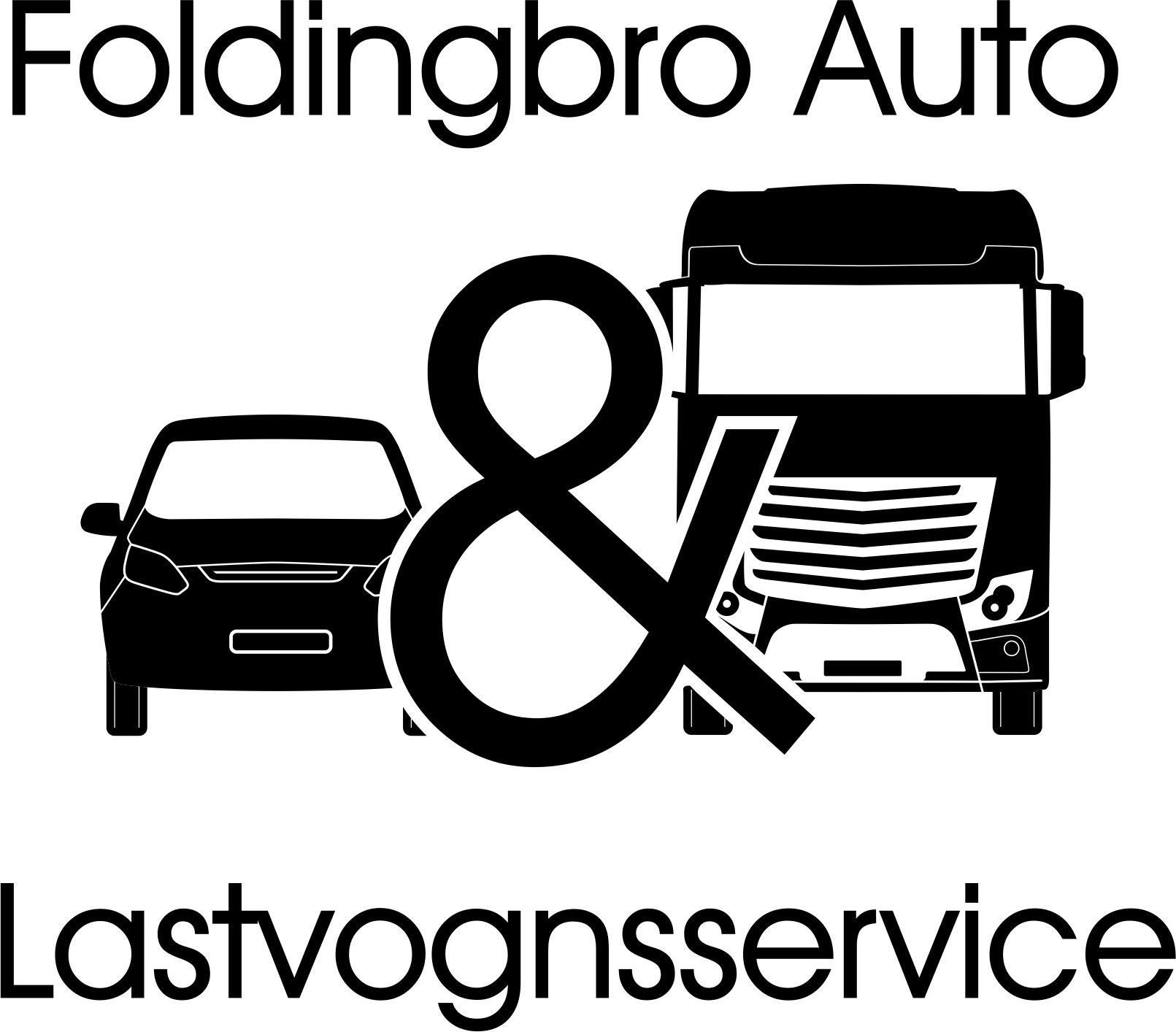 Foldingbro Auto og Lastvognsservice  logo