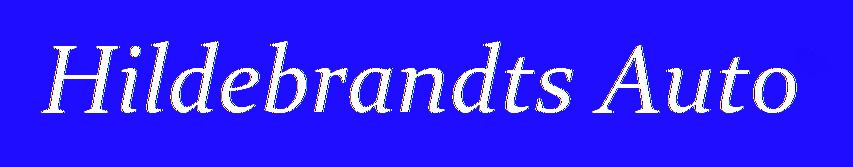 Hildebrandts Auto logo