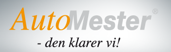 AutoMester - Holmstrup logo