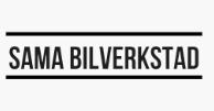 Sama Bilverkstad logo