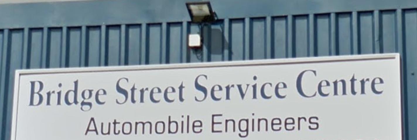 Bridge Street Service Station (Cradley Heath) logo