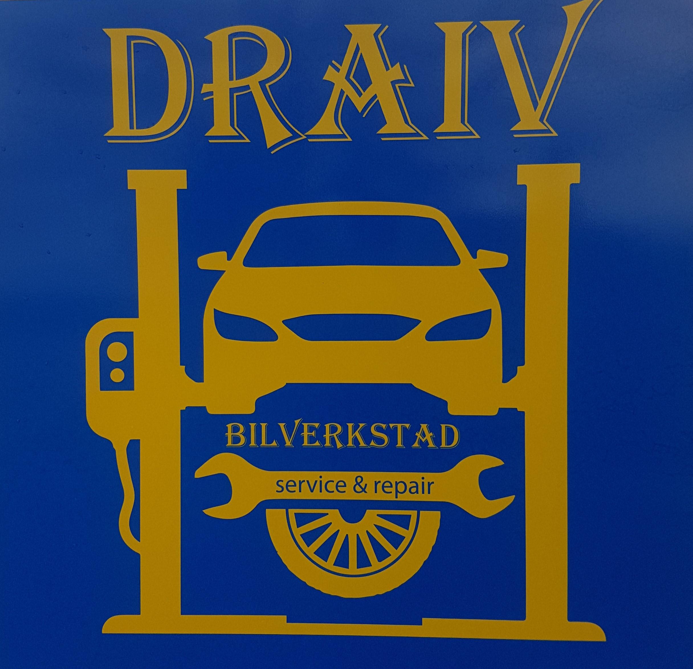 DRAIV Bilverkstad AB logo