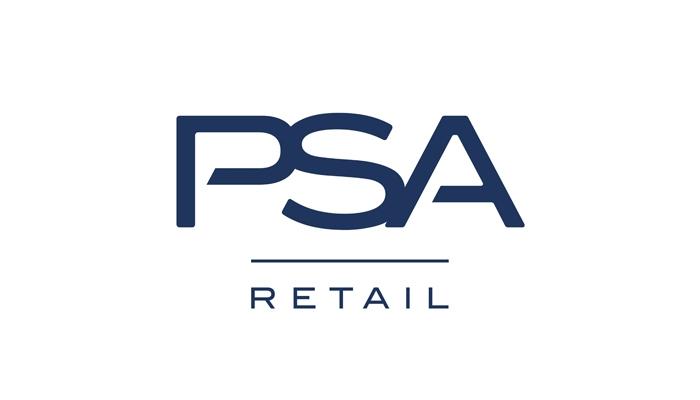 PSA Retail Paris Gare De L'est logo