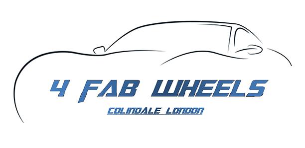 Four Fab Wheels logo