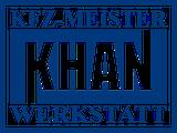 KFZ-Meisterwerkstatt Khan logo