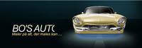 Bo's Auto & Autolakering logo