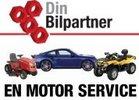 E N Motor Service - Din Bilpartner logo