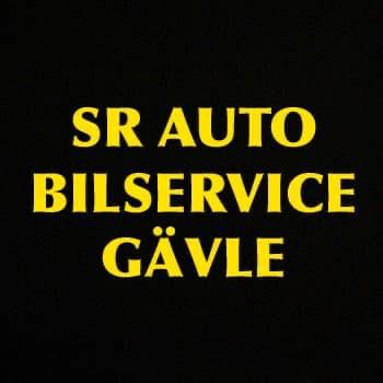 SR Auto Bilservice logo