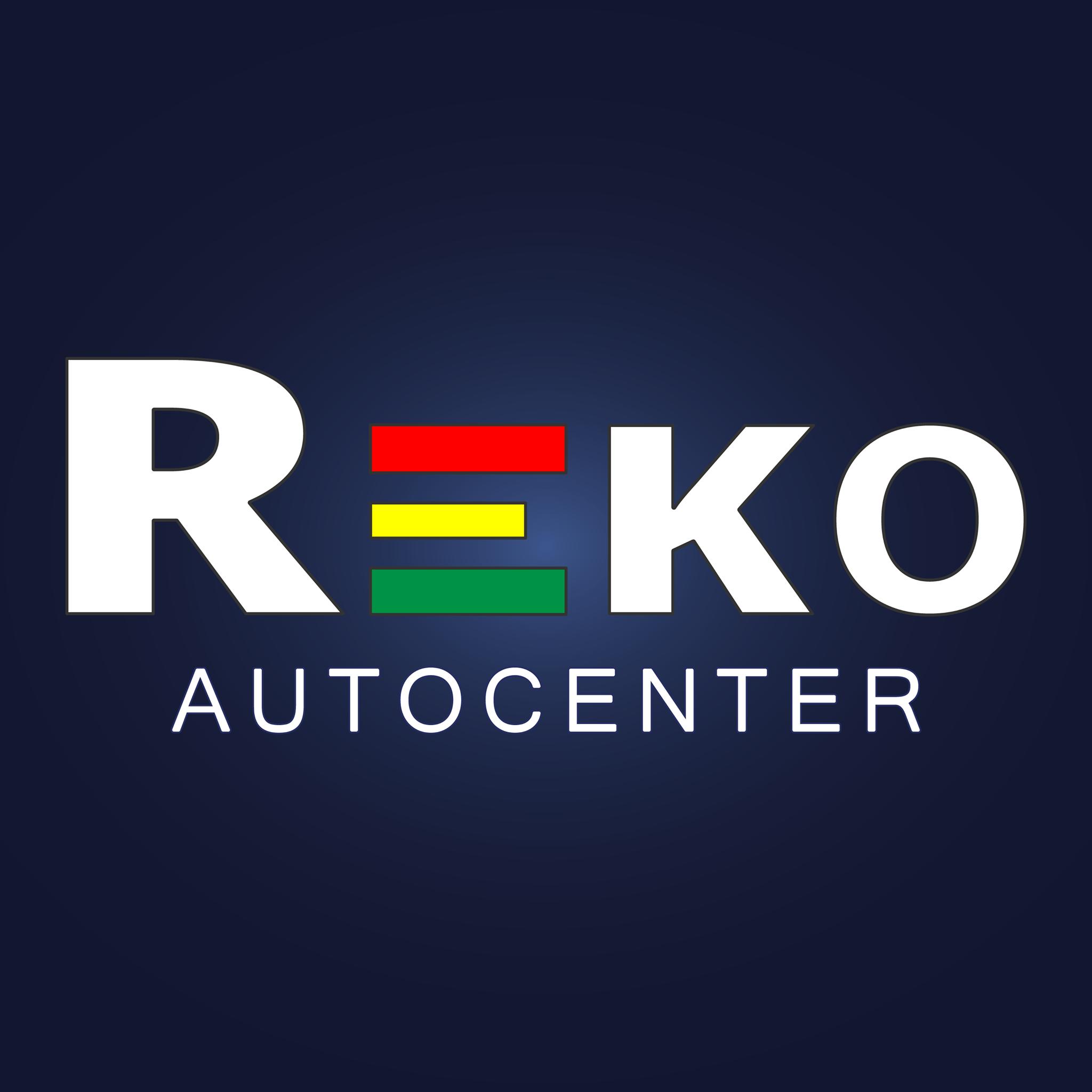 Reko Autocenter AB  logo