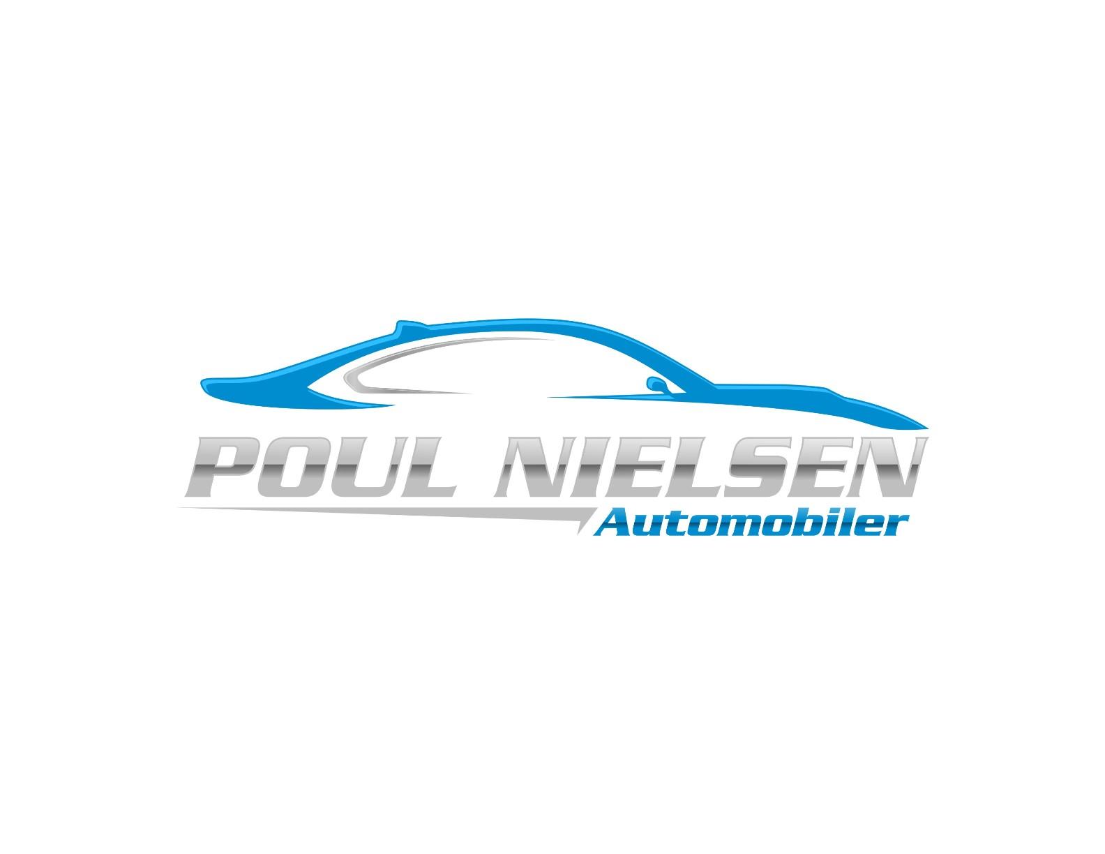 Poul Nielsen Automobiler ApS logo