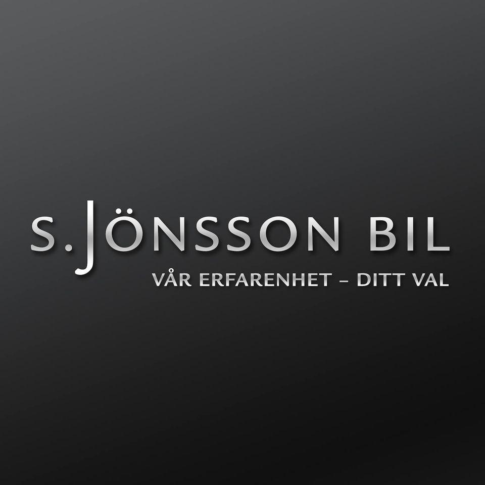 S.Jönsson Bil - Auktoriserad verkstad logo