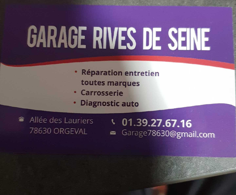 Euro Repar - GARAGE RIVES DE SEINE logo