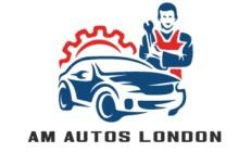 Am Autos London Ltd. logo