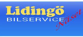 Lidingö Bilservice logo