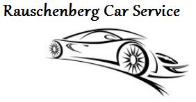 Rauschenberg Car Service logo