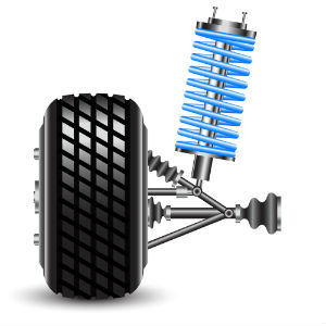 Få skiftet eller repareret støddæmpere og afjedring hos Autobutler