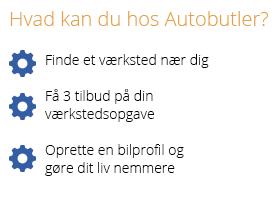 Få 3 gratis og uforpligtende tilbud på din bilreparation