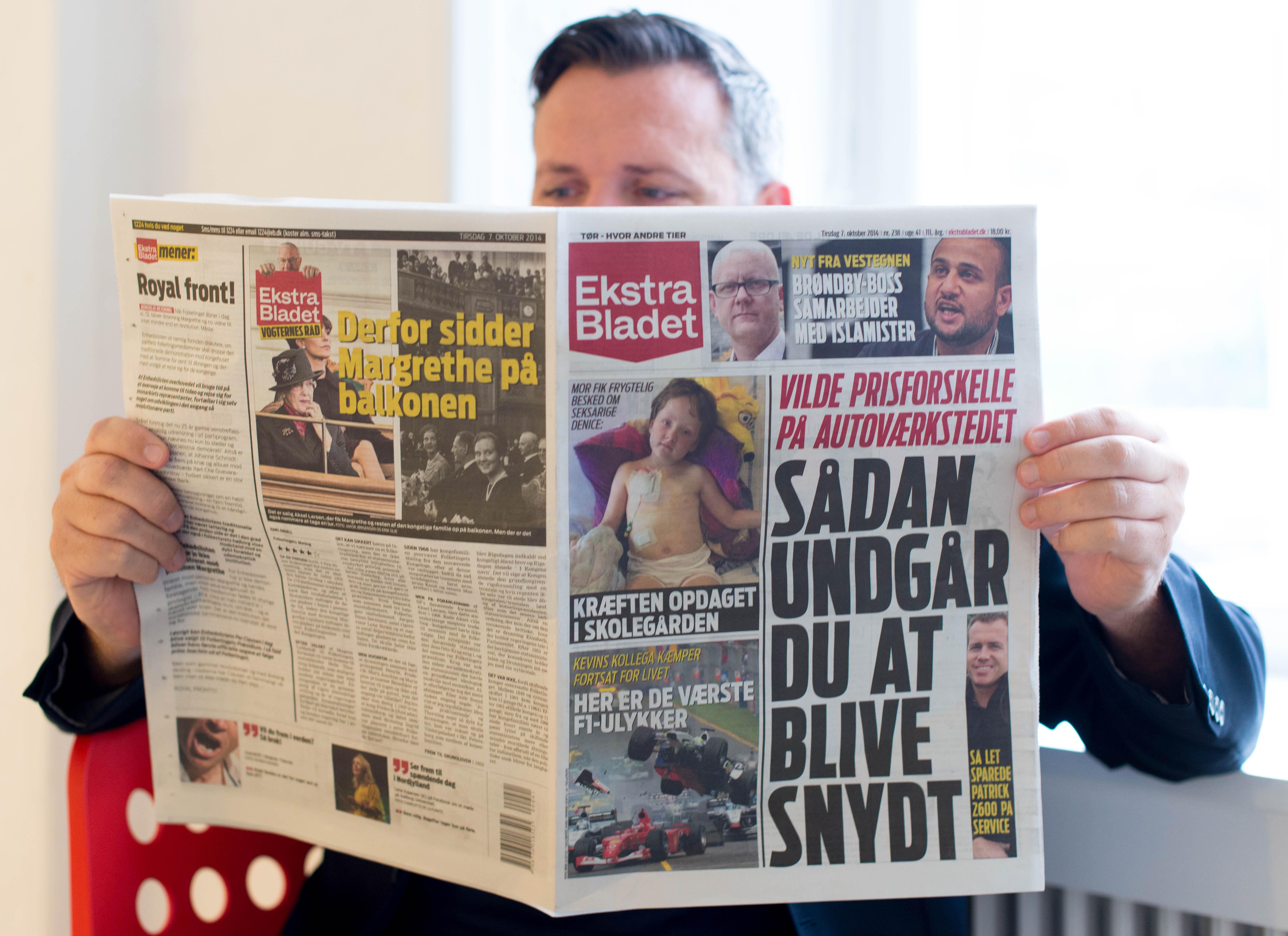 Velkommen til forsiden - Autobutler på Ekstra Bladet